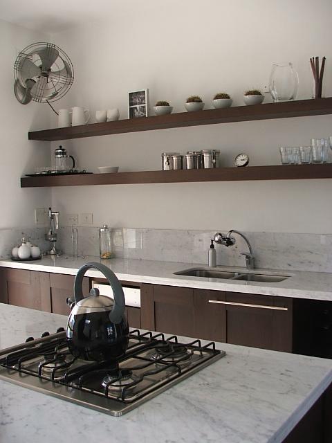 Cocina minimalista cocina decocasa for Decoracion minimalista fotos