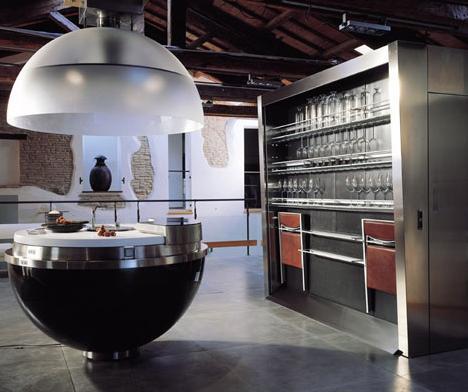 Isla compacta para la cocina – Deco Vanguardia