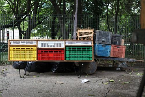 Recicla cajones de pl stico deco vanguardia for Cajones de plastico para muebles de cocina
