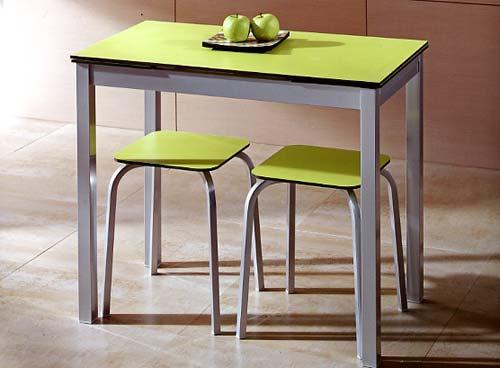 Mesas auxiliares para la cocina deco vanguardia - Mesas auxiliares pequenas ...