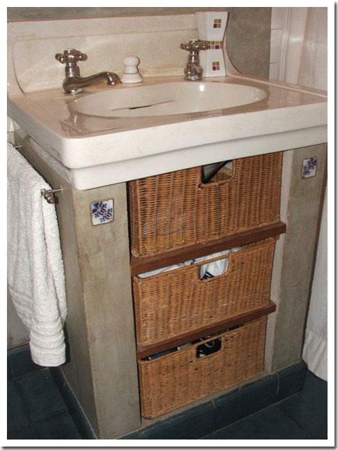 Muebles De Baño Sencillos:Aprovecha el espacio de tu baño – Deco Vanguardia