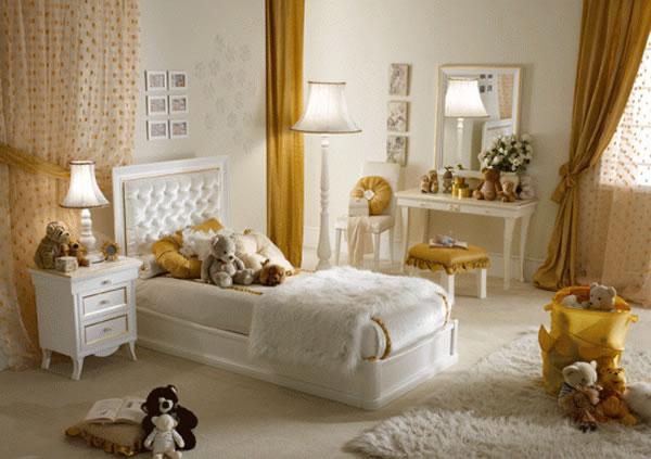 Dormitorios románticos para niñas – Deco Vanguardia