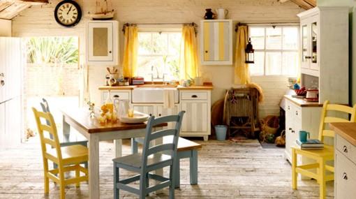 Cocina de estilo antiguo deco vanguardia for Reciclado de placares