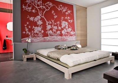 Dormitorios orientales y c lidos para dos deco vanguardia for Dormitorios orientales