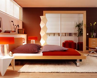 Dormitorios orientales y c lidos para dos deco vanguardia for Dormitorio zen oriental
