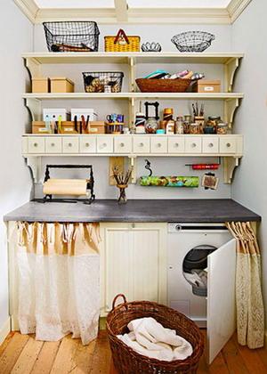 Decorar el lavadero deco vanguardia for Lavadero decoracion