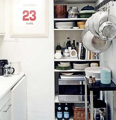 Consejos para decorar cocinas peque as deco vanguardia - Cocinas super pequenas ...