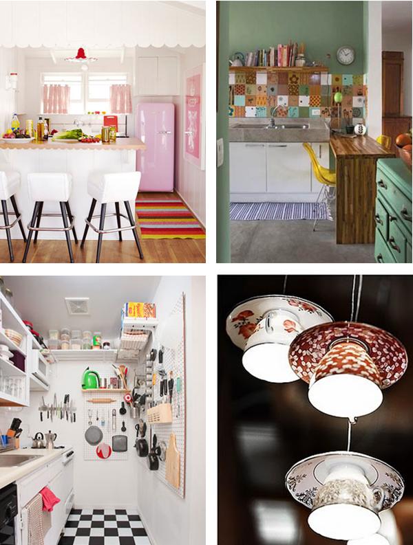 Decoración para cocinas pequeñas – deco vanguardia