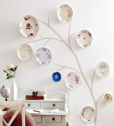 Platos y vinilos para tus paredes – deco vanguardia