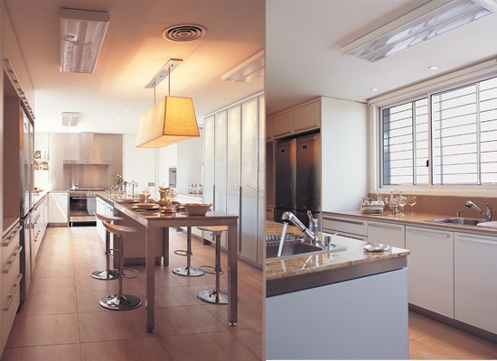 Cocinas modernas deco vanguardia for Deco cocinas modernas
