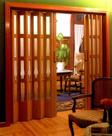 Puertas Plegables En El Hogar Deco Vanguardia