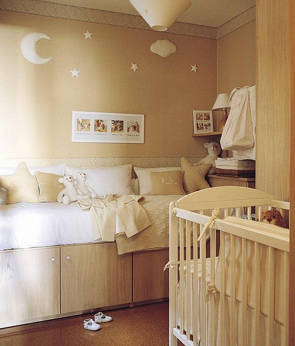 Cuartos de beb unisex deco vanguardia - Fotos habitaciones ninos ...