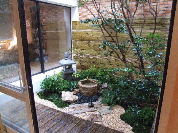 Un jard n japon s en casa deco vanguardia for Decoracion jardin japones