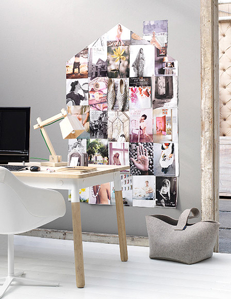 3 ideas para decorar paredes deco vanguardia for Decoracion con libros