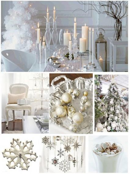 Baños Para Nuevo Ano:Para las que gustan de la iluminación de las velas, centros de mesa
