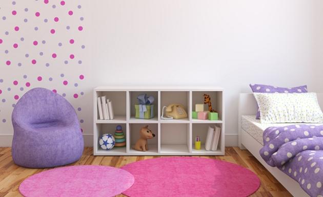 A decorar el cuarto de las ni as deco vanguardia for Disenos de cuartos para ninas sencillos