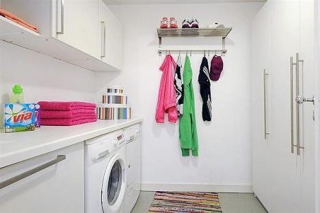A poner en orden el lavadero deco vanguardia for Diseno lavadero