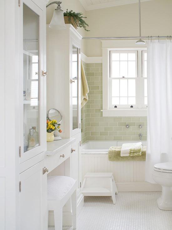Cottage Style Bathroom Floor Tile : Deco vanguardia ? julio