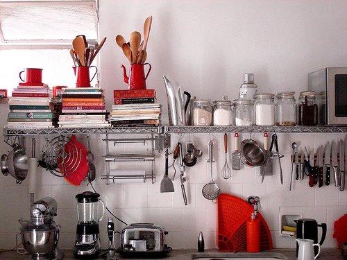 Consejos tips para cocinas peque as deco vanguardia for Ideas para cocinas con poco espacio