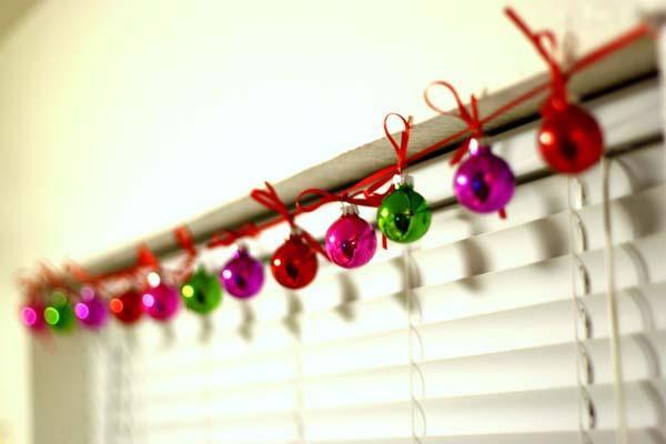 Guirnaldas para navidad deco vanguardia - Cortinas de papel para navidad ...
