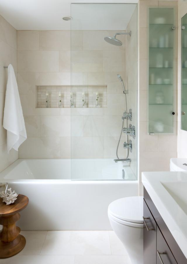 baño bañera