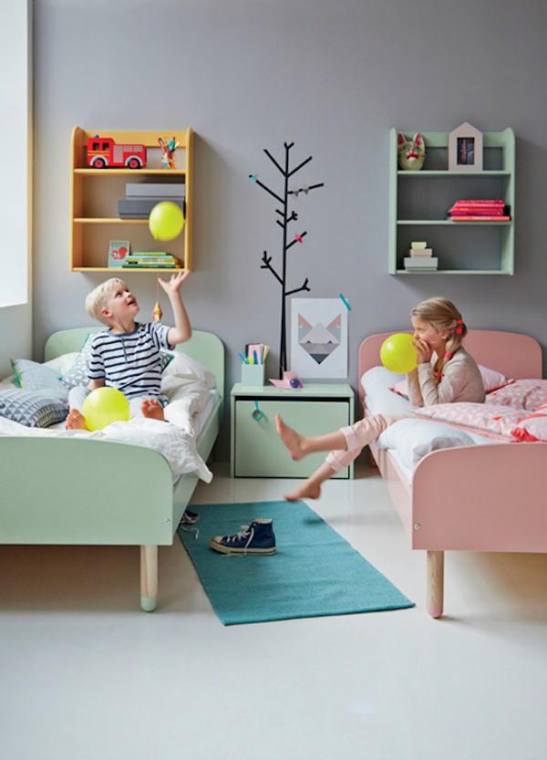 Deco vanguardia cuartos infantiles cl sicos - Dormitorios infantiles clasicos ...