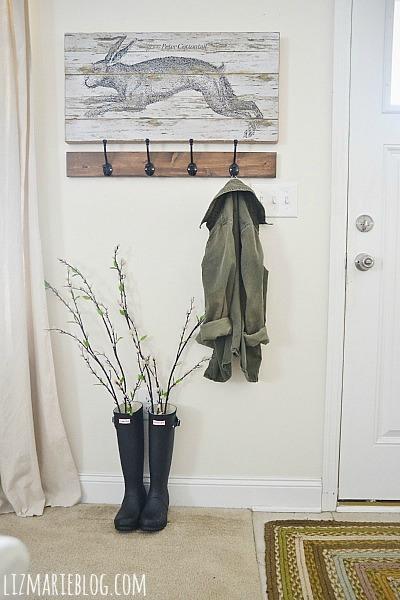 Recibidores en espacios peque os deco vanguardia - Decoracion recibidores pequenos ...